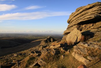 Black Tor (North Dartmoor), Okehampton, Dartmoor National Park