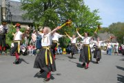 Lustleigh May Day Fair, Lustleigh, Dartmoor National Park