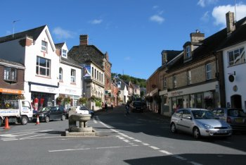 Bovey Tracey, Dartmoor National Park