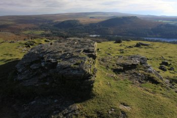 Peek Hill and Burrator Circular Walk, Yelverton, Dartmoor National Park