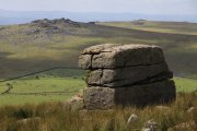 Little Mis Tor, Merrivale, Dartmoor National Park