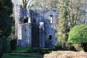 Gidleigh Castle (Landmark Only), Gidleigh, Dartmoor National Park