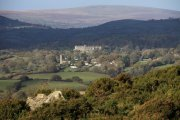 Hunter's Tor (Lustleigh Cleave/East Dartmoor), Lustleigh, Dartmoor National Park
