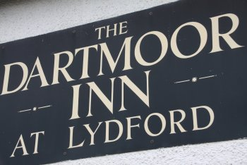 The Dartmoor Inn, Lydford, Dartmoor National Park