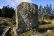 Heath Stone, Chagford, Dartmoor National Park