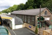The Goods Shed Hostel, Okehampton, Dartmoor National Park