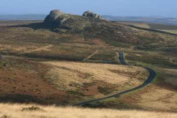 Haytor Vale, Dartmoor National Park