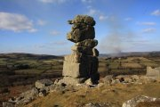 Bowerman's Nose, Manaton, Dartmoor National Park