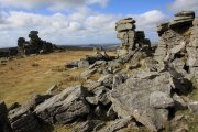 The Staple Tors, Merrivale, Dartmoor National Park