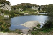 Haytor Quarry, Haytor Vale, Dartmoor National Park