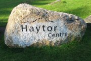 Haytor National Park Visitor Centre, Haytor Vale, Dartmoor National Park