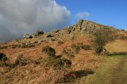 Bell Tor, Widecombe in the Moor, Dartmoor National Park