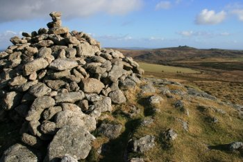 Chinkwell Tor, Widecombe in the Moor, Dartmoor National Park