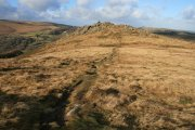Honeybag Tor, Widecombe in the Moor, Dartmoor National Park