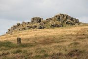 Sharp Tor (West Dartmoor), Lydford, Dartmoor National Park