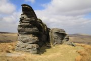 Watern Tor, Chagford, Dartmoor National Park