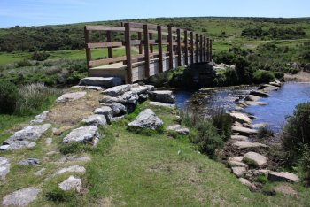 Swincombe Bridge (Swincombe Fairy Bridge/Swincombe Ford Bridge), Hexworthy, Dartmoor National Park