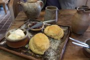 Dartmoor Cream Teas, Two Bridges, Dartmoor National Park