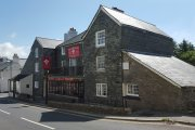 The Plume of Feathers Inn, Princetown, Dartmoor National Park