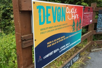 Devon Cycle Hire, Sourton, Dartmoor National Park
