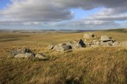 Fox Tor, Princetown, Dartmoor National Park