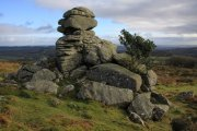 Figgie Daniel, North Bovey, Dartmoor National Park