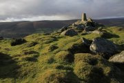 Easdon Tor, North Bovey, Dartmoor National Park