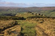 Tunhill Rocks, Widecombe in the Moor, Dartmoor National Park