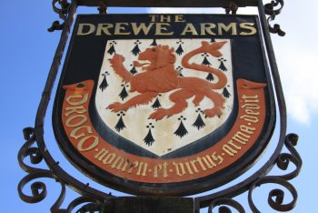 The Drewe Arms, Drewsteignton, Dartmoor National Park