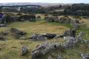 Kestor Settlements and Field System, Chagford, Dartmoor National Park