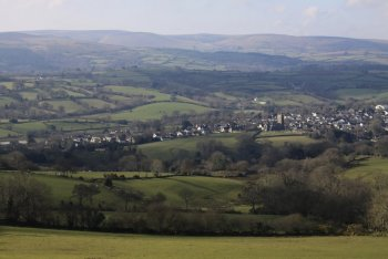 Mardon Down, Moretonhampstead, Dartmoor National Park