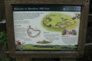 Hembury Hillfort, Buckfast, Dartmoor National Park