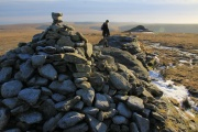 Dartmoor's Highest Points Circular Walk (High Willhays/Yes Tor), Okehampton, Dartmoor National Park
