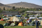 Okehampton Camp, Okehampton, Dartmoor National Park