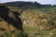Meldon Aplite Quarries, Okehampton, Dartmoor National Park