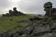 Cox, Roos and The Staple Tors Circular Walk, Tavistock, Dartmoor National Park