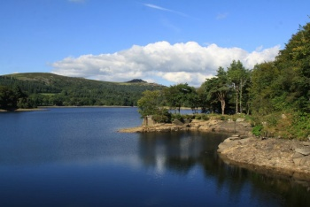 Burrator Reservoir, Yelverton, Dartmoor National Park