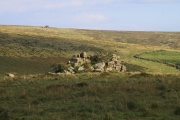 Burford Down and Tristis Rock, Harford, Dartmoor National Park