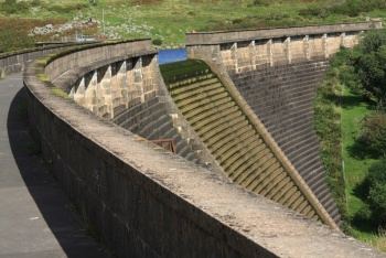 Avon Dam Reservoir, South Brent, Dartmoor National Park
