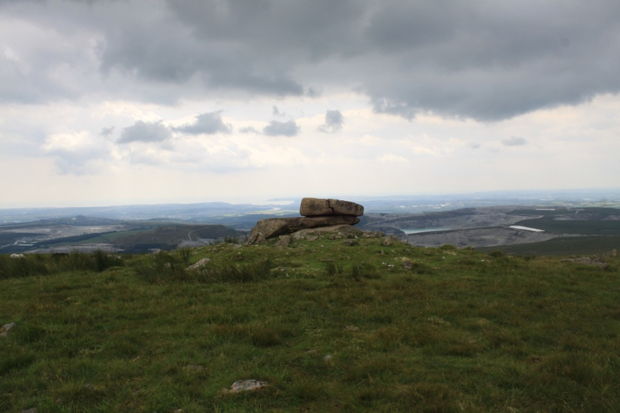 Shell Top Shaugh Prior Dartmoor National Park