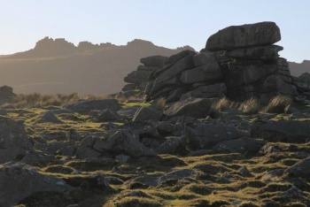 Rowtor, Belstone, Dartmoor National Park