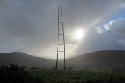 Dartmoor Giant Ladder, Widecombe in the Moor, Dartmoor National Park