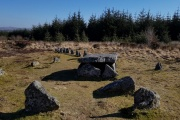 Bellever Prehistory Walk, Bellever, Dartmoor National Park