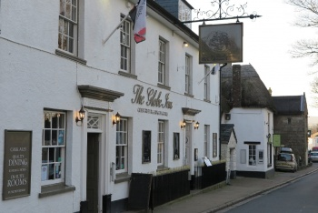 The Globe Inn, Chagford, Dartmoor National Park