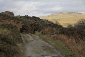 Heckwood Tor, Merrivale, Dartmoor National Park