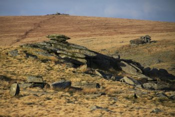 Rough Tor, Postbridge, Dartmoor National Park