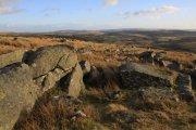 Stannon Tor, Postbridge, Dartmoor National Park