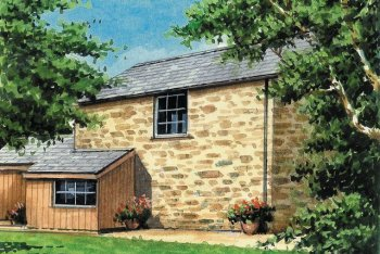 The Coach House Cottage, Horrabridge, Dartmoor National Park