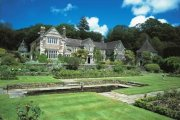 Lewtrenchard Manor Hotel, Okehampton, Dartmoor National Park