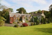 Collaven Manor Hotel, Okehampton, Dartmoor National Park